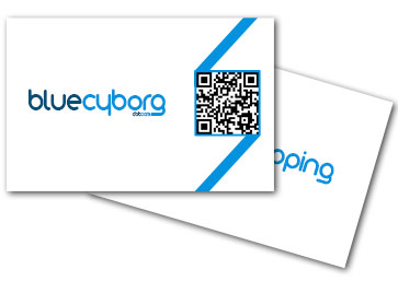 BlueCyborg Business Card