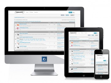Responsive, Mobile Friendly phpBB3 Forum